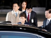 The gioi - Han Quoc co the bat cuu Tong thong Park Geun-hye