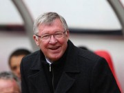 The thao - Sir Alex noi gi ve co hoi vao Top 4 cua M.U?