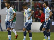 "The thao - Clip: Vang Messi, Argentina bi Bolivia ""ha do van"""