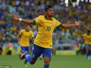 The thao - Neymar toa sang, Brazil doat ve toi World Cup 2018