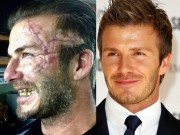 "Giai tri - David Beckham gay soc voi dien mao ""xau dau don"""