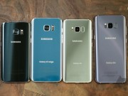 "Samsung Galaxy S8, S8 Plus so ke Galaxy S7, S7 Edge: Buoc ""nhay vot"" lon"