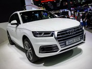 o to - Xe may - Audi Q5 the he moi gia 1,1 ty dong den dong Nam a