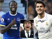 "The thao - Lukaku va Morata khien noi bo Chelsea ""day song"""