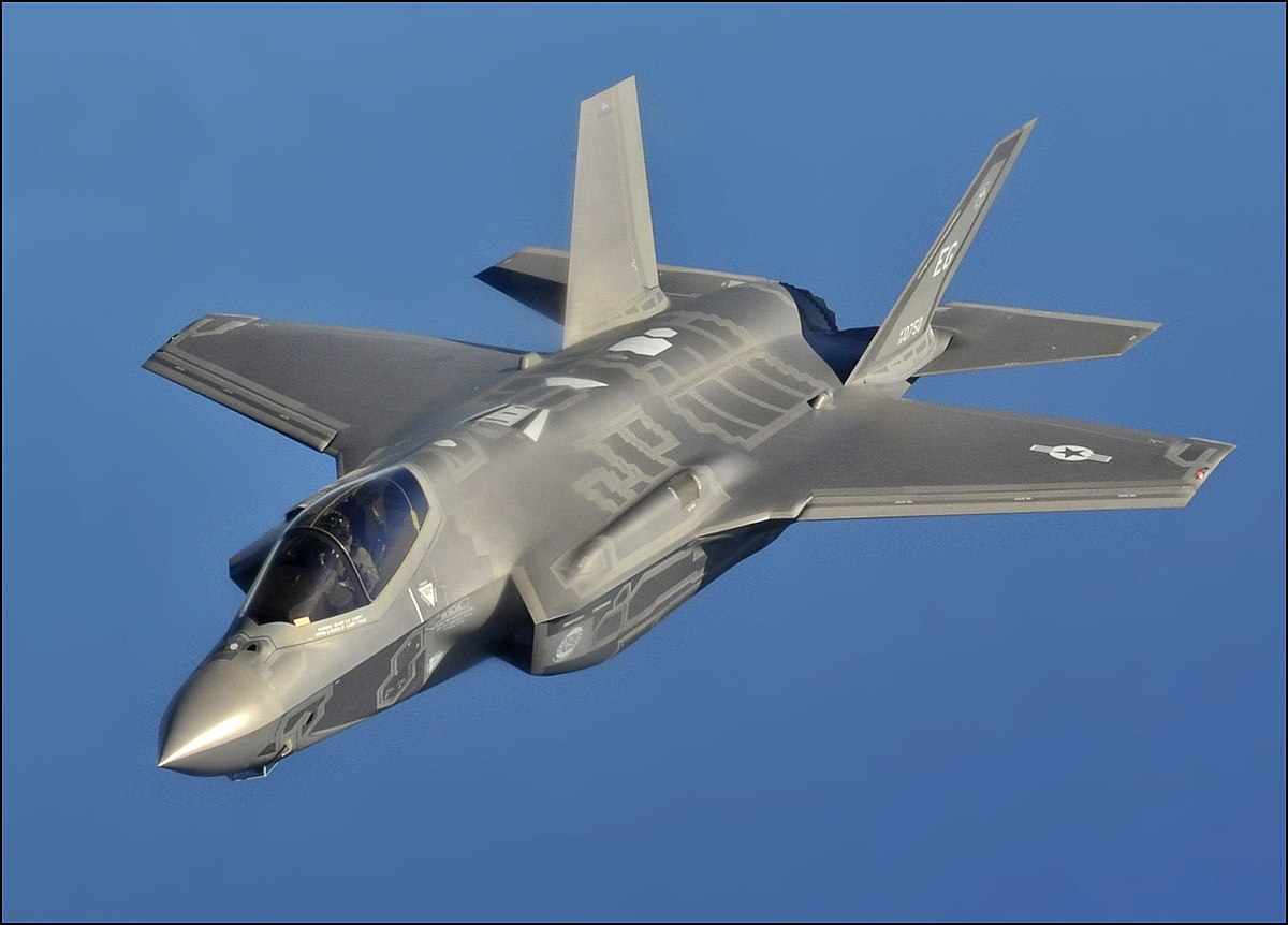 f-35 se khuay dao cuoc chien trung dong nam 2018 hinh anh 1