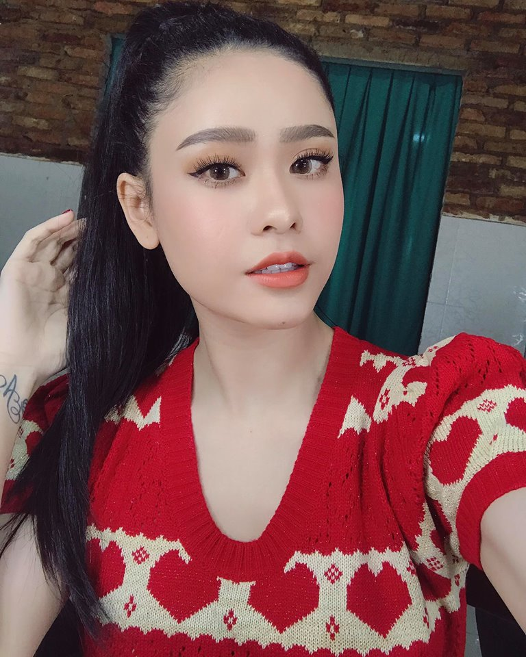 """""""giat minh"""" vi anh thuo moi vao nghe beo u cua truong quynh anh hinh anh 8"""