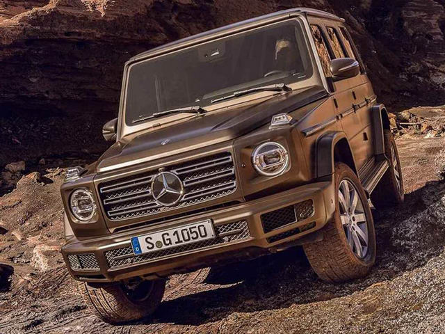 lo dien mercedes g-class 2019 the he hoan toan moi hinh anh 1