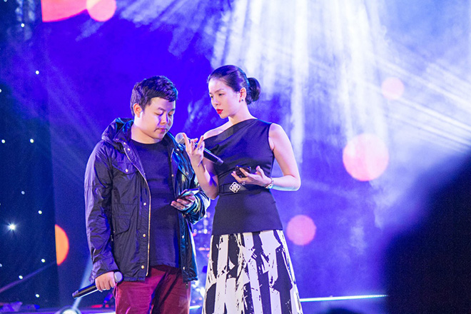 liveshow 6 ty cua quang le chay ve, chi 2 ty tra cat-xe moi nghe si hinh anh 2