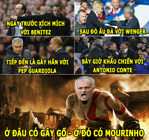 "anh che hom nay (7.1): mourinho la ""trum gay chien"", liverpool buon ban gioi hinh anh 2"