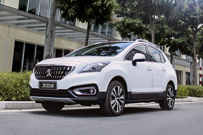 peugeot 3008 giam gia xuong duoi 1 ty dong hinh anh 1