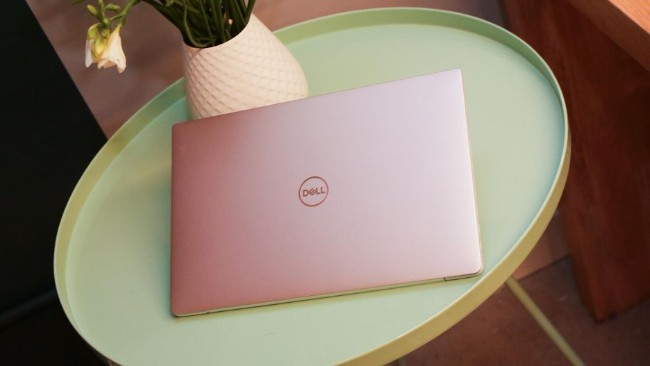 dell xps 13 the he moi thiet ke nho gon, hieu suat manh hinh anh 14
