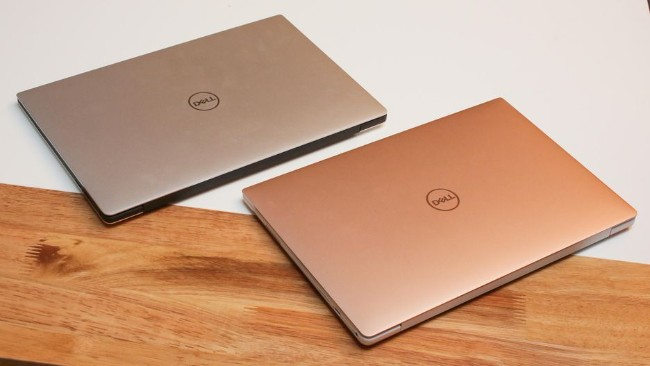 dell xps 13 the he moi thiet ke nho gon, hieu suat manh hinh anh 2