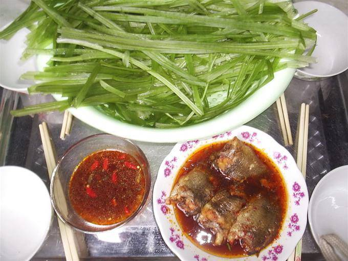 "he nuoc - ""dac san troi cho"" chi co o vung song nuoc mien tay hinh anh 7"