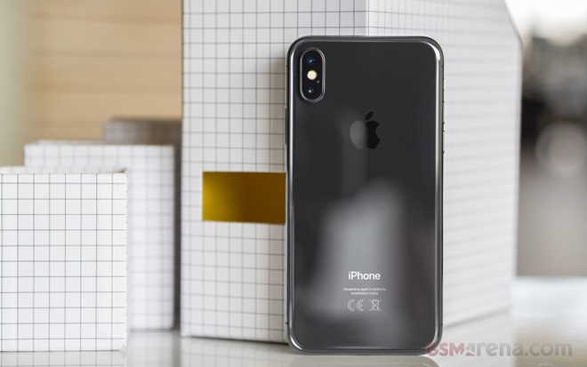 iphone x thong linh thi truong my, nhat, trung hinh anh 2