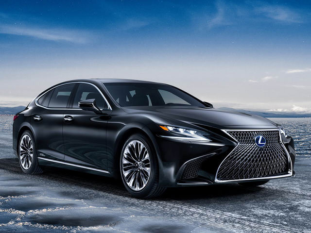 lexus ls 500 luxury 2018 gia tu 4,55 ty dong hinh anh 1