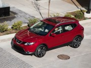 o to - Xe may - Nissan Rogue Sport 2018 gia tu 510 trieu dong