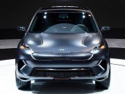 Kia Niro EV: Crossover the he moi thong minh