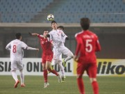 "The thao - Hang thu U23 Viet Nam ""tap tenh"" buoc vao tu ket gap U23 Iraq"