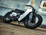 2018 Honda Super Cub moi ra lo da duoc do sieu chat