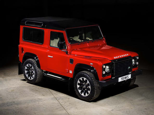 land rover defender ban dac biet gia 4,71 ty dong hinh anh 1