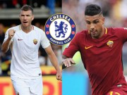 "Chelsea sap ""kich no"" 2 bom tan tu AS Roma"