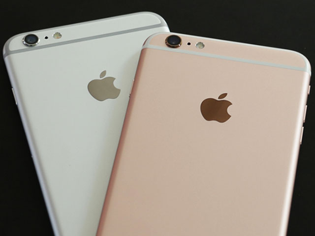 Sap duoc thay the iPhone 6 Plus hong bang… iPhone 6S Plus