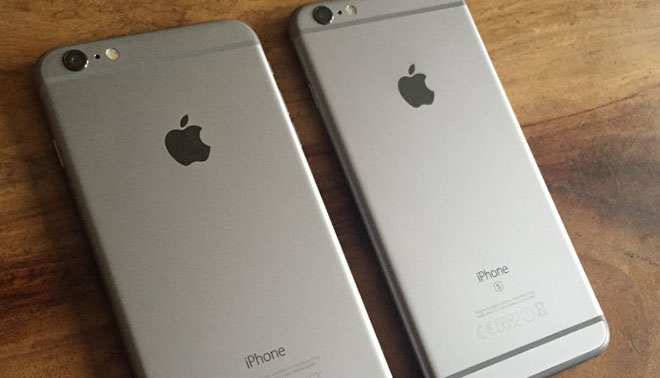 sap duoc thay the iphone 6 plus hong bang… iphone 6s plus hinh anh 1