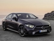 o to - Xe may - Sieu pham Mercedes-AMG CLS 53 ra mat