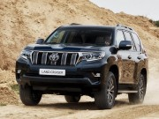 Toyota Land Cruiser Prado 2018 co gia tu 1 ty dong