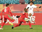 "The thao - Lo dien ""vu khi bi mat"" cua U23 Qatar dau U23 Viet Nam"