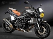 o to - Xe may - Ngam Suzuki SV650 do scrambler qua dep