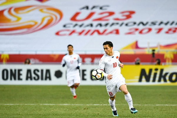 "cong phuong: ""u23 viet nam quyet tam se vo dich"" hinh anh 1"