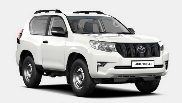 toyota land cruiser rut gon voi 3 cua, gia 1 ty dong hinh anh 1