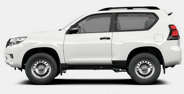 toyota land cruiser rut gon voi 3 cua, gia 1 ty dong hinh anh 2