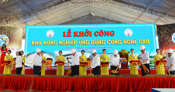 khoi cong khu nuoi tom cong nghe cao 3.200 ty lon nhat dong nam a hinh anh 4