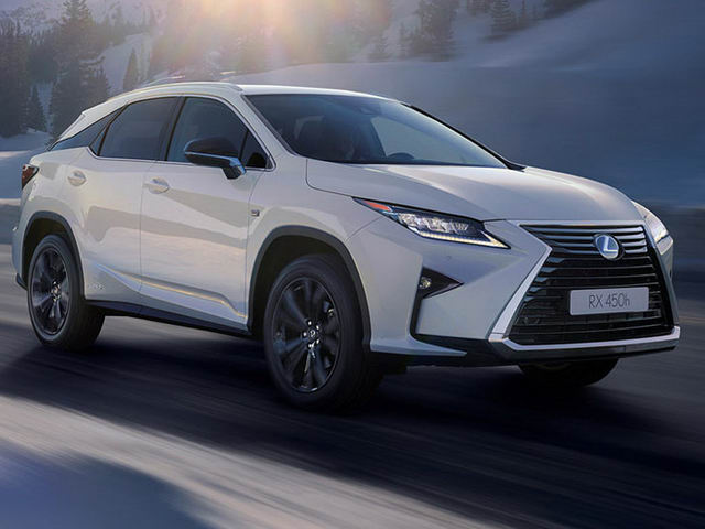 lexus rx 450h sport edition gia 1,66 ty dong hinh anh 1