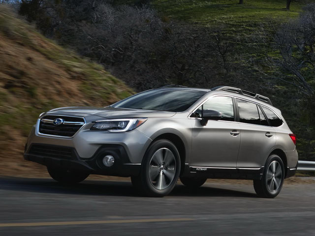 subaru outback 2018 co gia 1,4 ty dong hinh anh 1