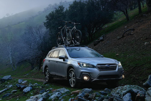 subaru outback 2018 co gia 1,4 ty dong hinh anh 2