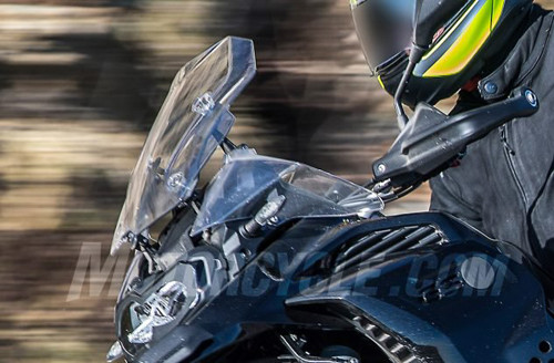 2019 bmw f850gs adventure lo anh thu nghiem hinh anh 2