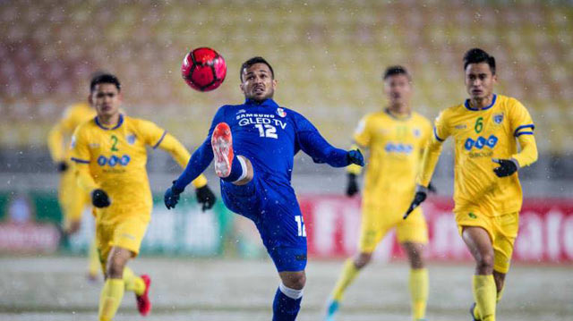 flc thanh hoa se tham du afc cup hinh anh 1