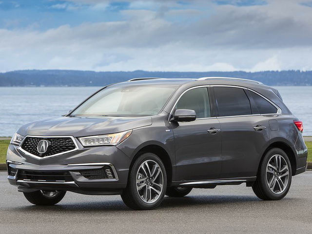 acura mdx 2018 co gia 1,2 ty dong hinh anh 1