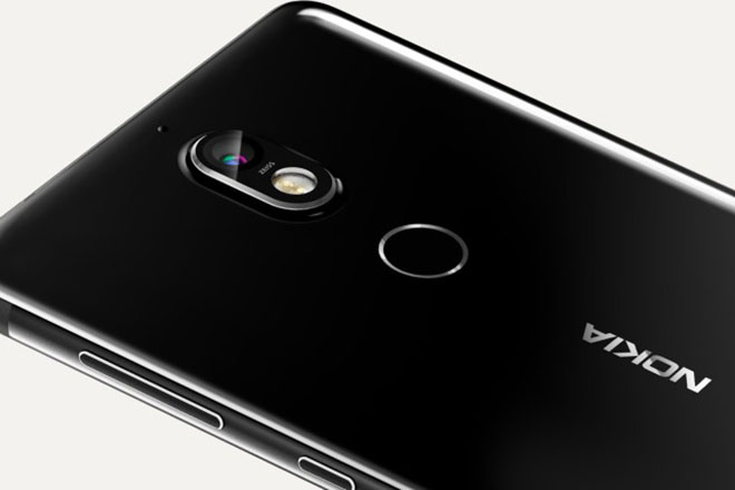 nokia 7 plus lo dien voi man hinh 6 inch, 3 ong kinh zeiss hinh anh 1