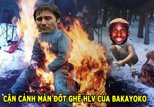 """anh che hom nay (6.2): wenger """"lua dao"""", conte bi hoc tro """"phan"""" hinh anh 5"""