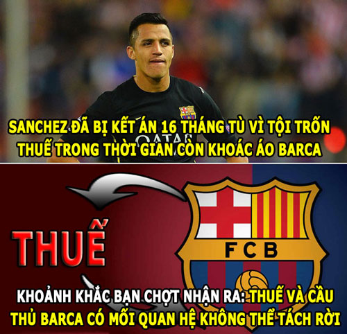 "anh che hom nay (8.2): m.u ""am"" sanchez, chelsea tut doc hinh anh 1"
