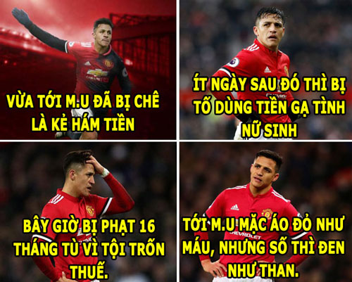 "anh che hom nay (8.2): m.u ""am"" sanchez, chelsea tut doc hinh anh 2"