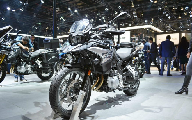 bmw f750 gs, f850 gs: xich tho deo dai hinh anh 1