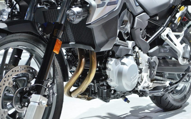 bmw f750 gs, f850 gs: xich tho deo dai hinh anh 2
