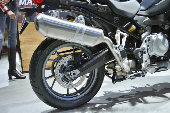 bmw f750 gs, f850 gs: xich tho deo dai hinh anh 3