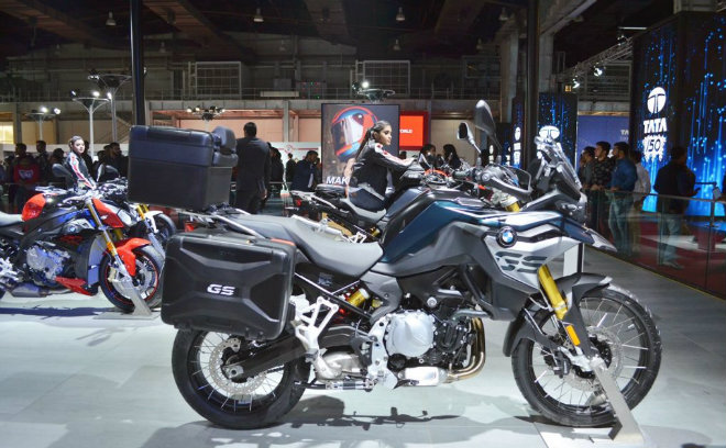 bmw f750 gs, f850 gs: xich tho deo dai hinh anh 4