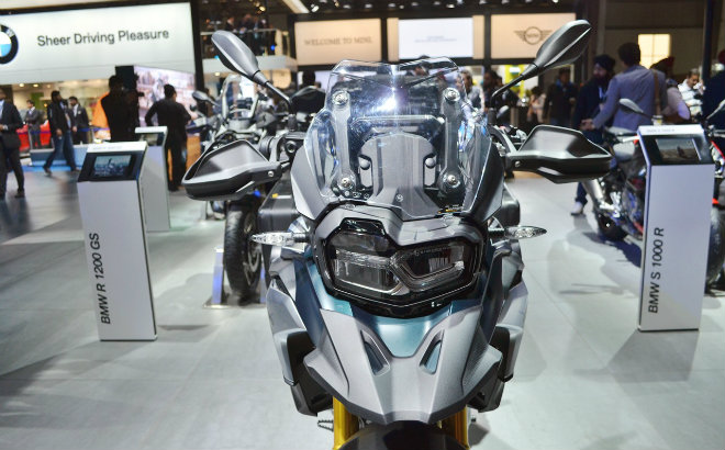 bmw f750 gs, f850 gs: xich tho deo dai hinh anh 5